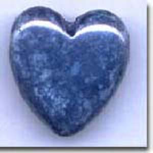 Blue Picasso Heart