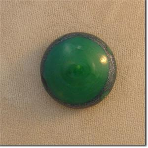 Green with Blue Goldstone